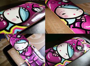 kawaii Ipod caseskateboard