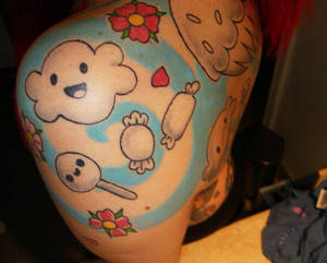 kawaii tattoo phase 2 of 3