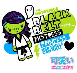 black belt mistress princess