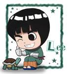 Naruto: Chibi Lee