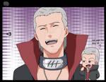 Naruto+Akatsuki: Hidan :D