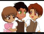 TLK+Anime: First generation