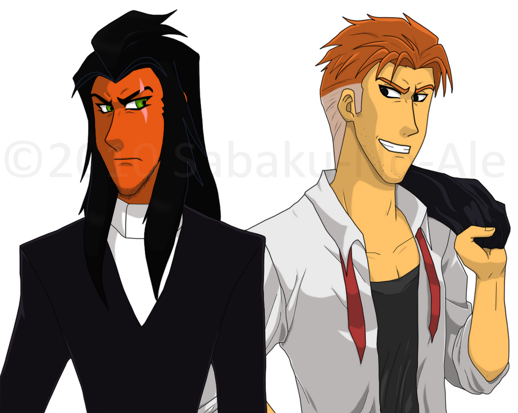 TLK+JB+Anime:Scar n Shere Khan by The-PirateQueen on DeviantArt