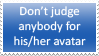 Stamp: Don't judge... by The-PirateQueen