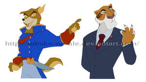 TaleSpin: My fav characters