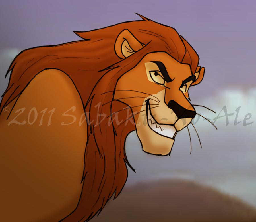 Lion King Thando