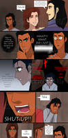 TLK human anime comic practice