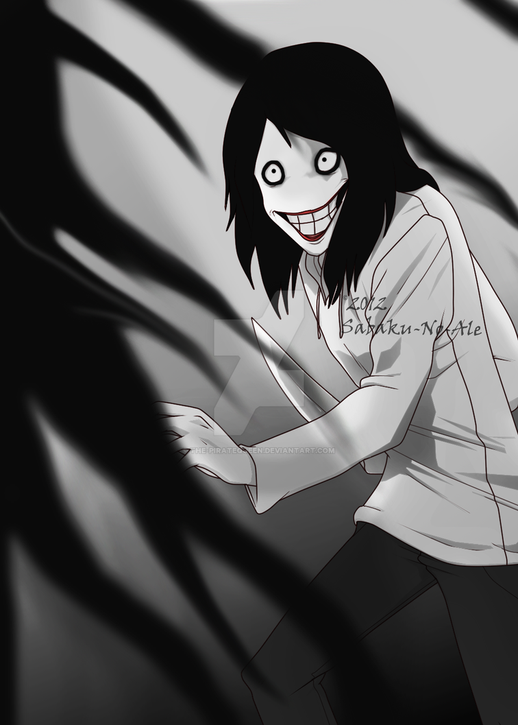 Jeff The Killer and... by The-PirateQueen
