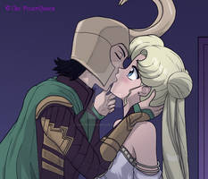 CrossOver: Loki and Usagi