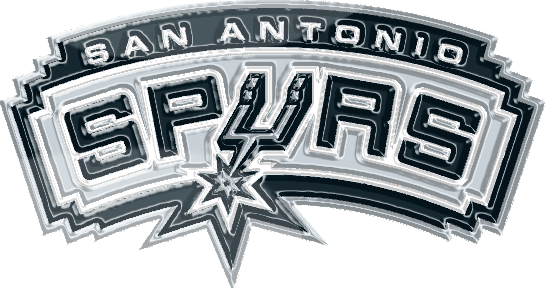 San Antonio Spurs 3D Logo By Rico560
