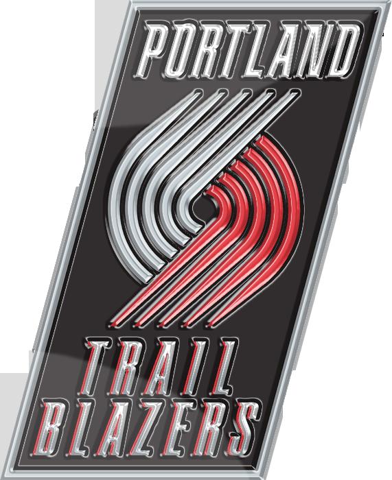 Portland Trail Blazers Art: Portland Trail Blazers 3D Logo By Rico560 On DeviantArt