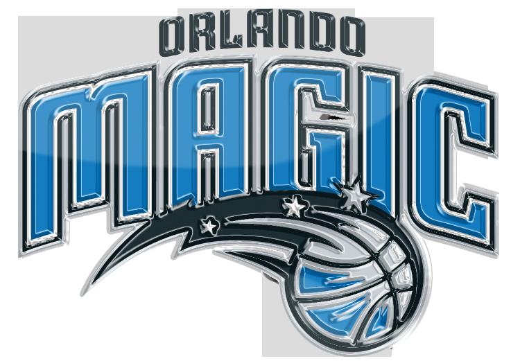 Orlando Magic 3D Logo By Rico560