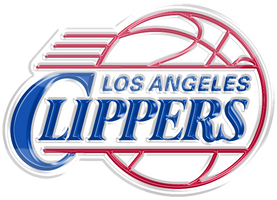 Los Angeles Clippers 3D Logo by Rico560
