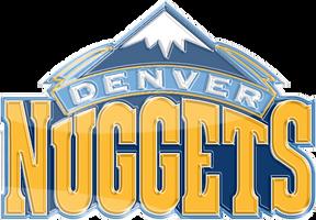 Denver Nuggets 3D Logo by Rico560