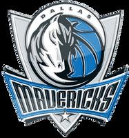 Dallas Mavericks 3D Logo by Rico560