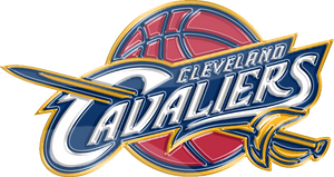 Cleveland Cavaliers 3D Logo by Rico560