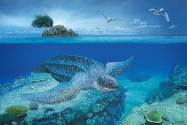 Leatherback by JasperHolland