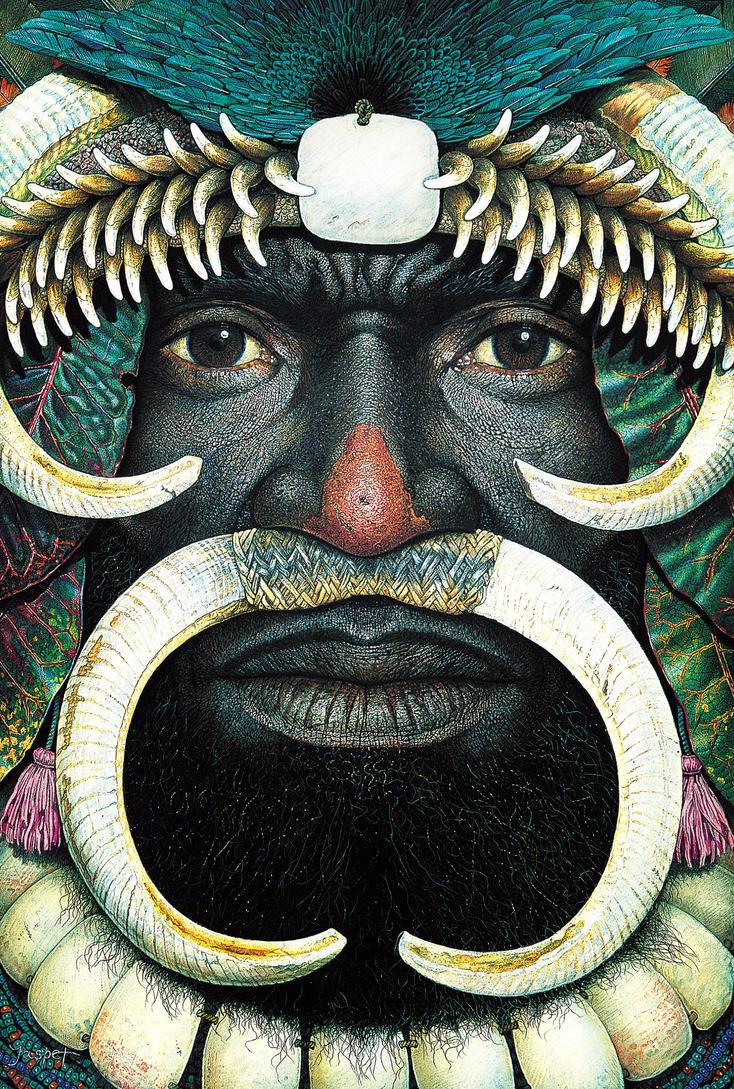 PNG Man by JasperHolland