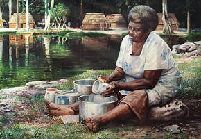 Washing Up by JasperHolland