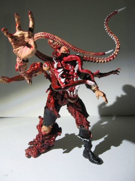The Thing custom action figure by Chris Motito by custom777