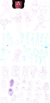 Steven Universe Sketchies