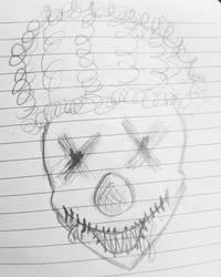 Inktober Doodle by foxfoxfox3