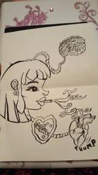 Toxic Love Inked by foxfoxfox3