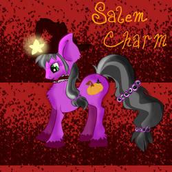 Salem Charm by foxfoxfox3