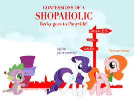 Confessions of a Shopaholic by mlpAzureGlow
