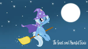 The Great and Powerful Trixie by mlpAzureGlow