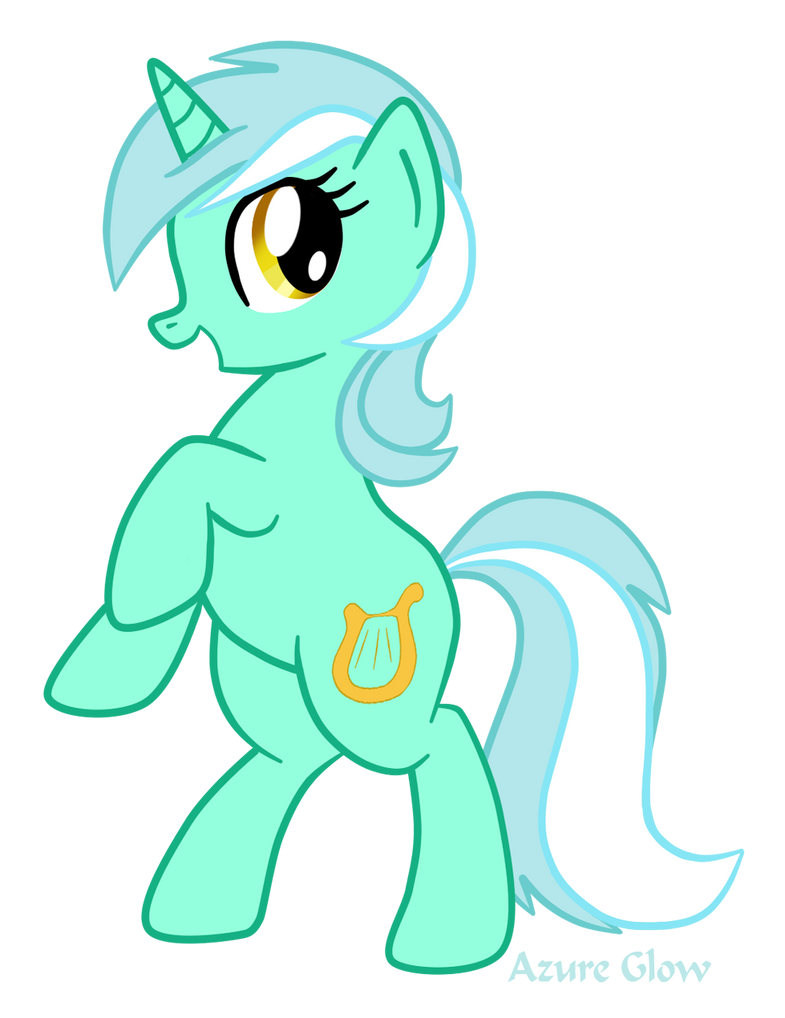 Lyra by mlpAzureGlow