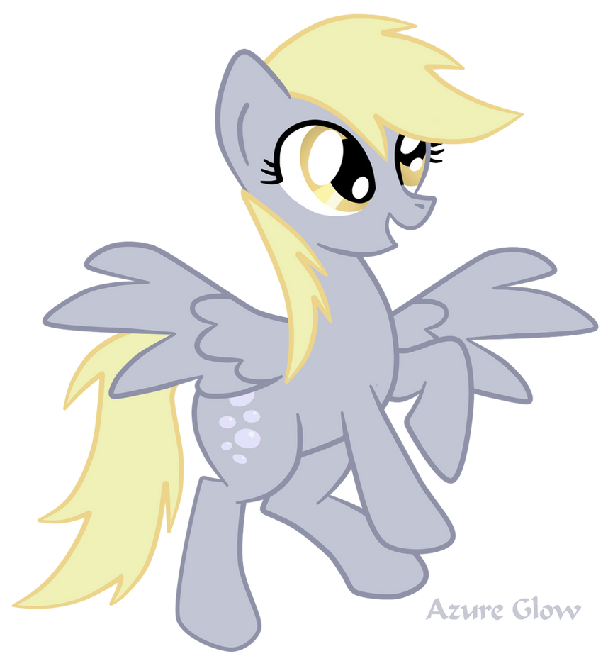 Derpy Hooves by mlpAzureGlow on DeviantArt
