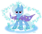 The Great and Very Powerful Trixie !