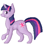 Pixel Twilight by TlKl