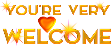 You're very welcome golden 1 by EXOstock on DeviantArt  You're very...