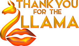 Thank you for the llama golden 2 by EXOstock