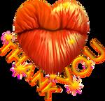Thank you kiss 3