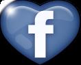 Heart facebook 120 by EXOstock