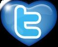 Heart-twitter-120 by EXOstock
