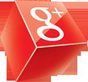 Cube-google+120 by EXOstock