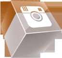 Cube-instagram120 by EXOstock