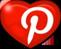 heart Pinterest 120 by EXOstock