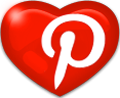 heart Pinterest 120 by EXOstock