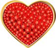 Heart rubies 100px by EXOstock