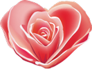 Heart rose 2 100px by EXOstock