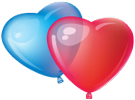 Heart 2 balloons small 100px by EXOstock