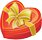 Heart chocolates box small 40px by EXOstock