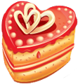 Heart cake 1 120px by EXOstock