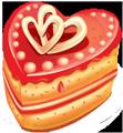 Heart cake 1 120px by EXOstock