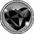 Wraith black heart 50px